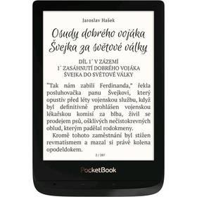 Pocket Book 627 Touch Lux 4 (PB627-H-WW) černá