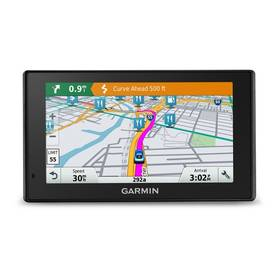 Garmin DriveSmart 60T-D Lifetime Europe20 černá + Doprava zdarma