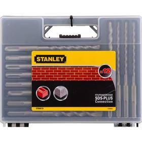 Sada vrtákov Stanley STA56119-QZ 12 dílů, SDS+