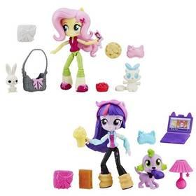 Hasbro Equestria girls malé panenky s doplňky