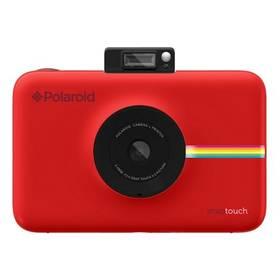 Polaroid SNAP TOUCH Instant Digital (POLSTR) červený + Doprava zdarma