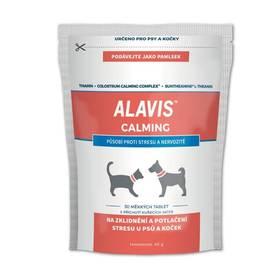 Tablety Alavis Calming pro psy a kočky 45g