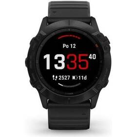 Garmin fenix6X Glass (MAP/Music) (010-02157-01) černé