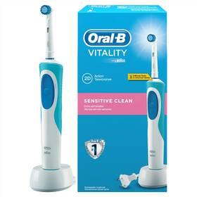 Oral-B Vitality Sensitive biely/modrý