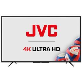 JVC LT-65VU3005 čierna
