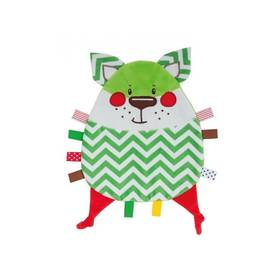 Mazlíček Canpol babies Forest Friends, liška - zelená