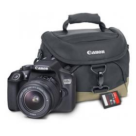 Canon EOS 1300D černý + Doprava zdarma