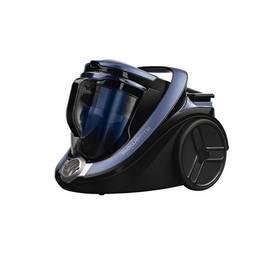 Vysavač podlahový Rowenta Silence Force Cyclonic RO7681EA černý/modrý