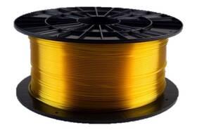 Filament PM 1,75 PETG, 1 kg (F175PETG_TYE) žlutá/průhledná