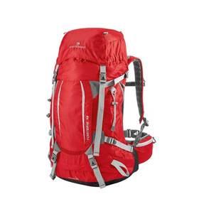 Ferrino FINISTERRE 38L červený + Taška přes rameno Coleman ZOOM - (1L, černá), 12 x 15 x 8,5 cm, 160 g, vhodná na doklady, mobil, klíče v hodnotě 259 Kč + Doprava zdarma