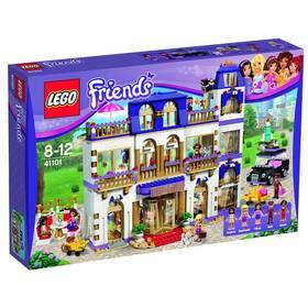 LEGO® FRIENDS 41101 Hotel Grand v městečku Heartlake + Doprava zdarma