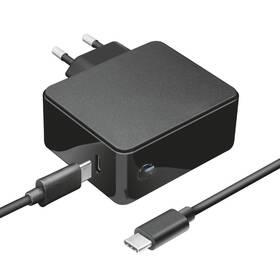Trust Maxo 61W pro notebooky Apple Macbook, USB-C PD (23418) (poškozený obal 8800792677)