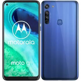 Motorola Moto G8 (PAHL0002PL) modrý