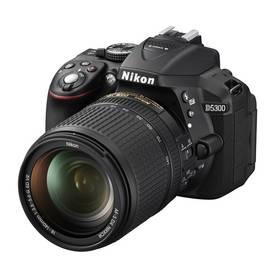 Nikon D5300 + 18-140 AF-S VR + K nákupu poukaz v hodnotě 1 000 Kč na další nákup + Doprava zdarma