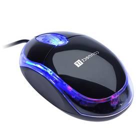 Connect IT LED podsvícená (CI-129) černá