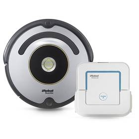 iRobot Roomba 616 + Braava jet 240 + Doprava zdarma
