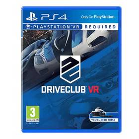 Sony PlayStation VR DriveClub (PS719852957)