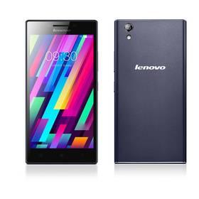 Mobilný telefón Lenovo P70  + zadní kryt a fólie (P0S6000GCZ) modrý