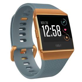 Fitbit Ionic - Slate-Blue, Burnt Orange (FB503CPBU-EU) + Doprava zdarma