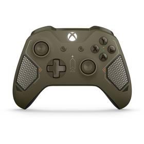 Microsoft Xbox One S Wireless - Special Edition Combat Tech (WL3-00090)