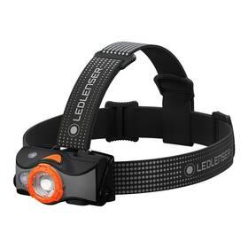 LEDLENSER MH7 (502153) černá/oranžová