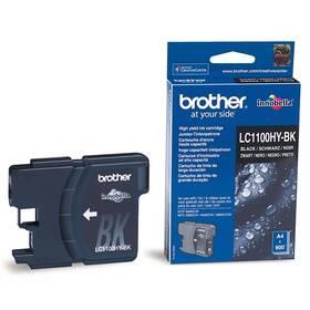 Brother LC1100HYBk, 900 stran - originální (LC1100HYBk) černá (poškozený obal 8800032563)