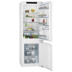 Kombinácia chladničky s mrazničkou AEG Santo SCS71800C0