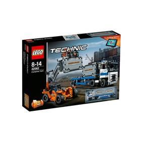 LEGO® TECHNIC 42062 Přeprava kontejnerů + Doprava zdarma