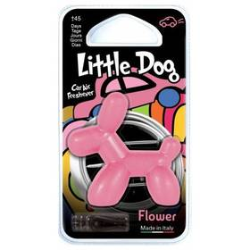 Little Dog Car Flower