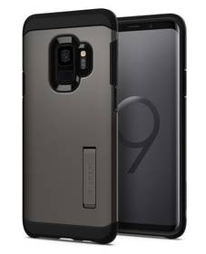 Spigen Tough Armor pro Samsung Galaxy S9 - gunmetal (592CS22845)