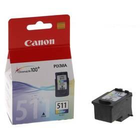 Canon CL-511C, 240 stran - originální (2972B001) červená/modrá/žltá
