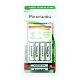 Panasonic BQ-CC51 Basic + AA/AAA, 1 900/750 mAh, 4+2 ks (K-KJ51MGD42E)
