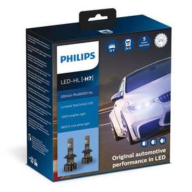 Philips LED H7 Ultinon Pro9000 HL 2 ks (112972U90CWX)
