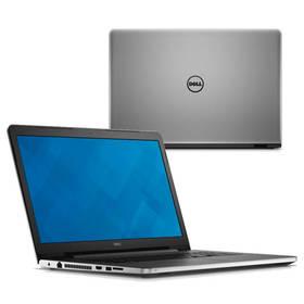 Dell Inspiron 17 5758 (N2-5758-N2-712S) stříbrný + Doprava zdarma