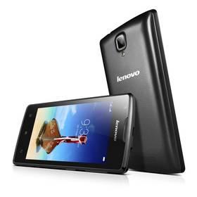 Lenovo A1000 DualSIM (PA1R0033CZ ) černý SIM s kreditem T-Mobile 200Kč Twist Online Internet (zdarma)+ Voucher na skin Skinzone pro Mobil CZ v hodnotě 399 KčSoftware F-Secure SAFE 6 měsíců pro 3 zařízení (zdarma)