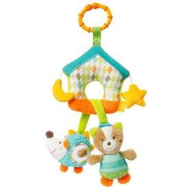 Hračka Baby Fehn Forest Ježek s rodinkou plyšový