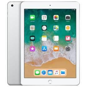 Apple iPad (2018) Wi-Fi 128 GB - Silver (MR7K2FD/A) + Doprava zdarma