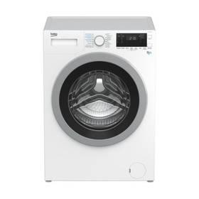 Beko HTV 8733 XS0 strieborná/biela