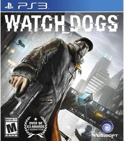 Ubisoft PlayStation 3 Watch_Dogs (USP32230)