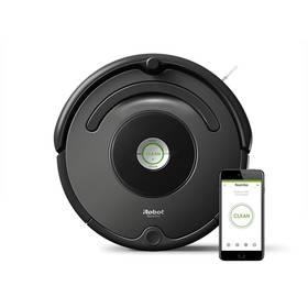 iRobot Roomba 676 šedý + Doprava zdarma