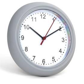PZSU-GY nástěnné hodiny, šedé