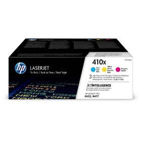 HP 410X, 3x5000 stran, CMY (CF252XM)