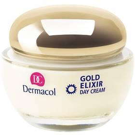 Omlazující kaviárový denní krém SPF 10 (Gold Elixir Day Cream) 50 ml