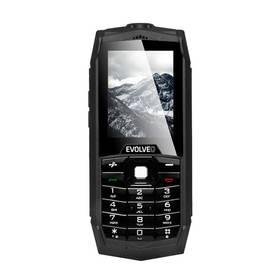 Mobilný telefón Evolveo StrongPhone Z1 Dual SIM (SGP-Z1-B) čierny