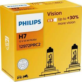 Philips Vision H7, 2ks (12972PRC2)