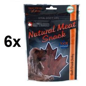 Ontario Soft Duck Jerky 6 x 70g
