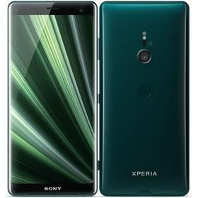Sony Xperia XZ3 (H9436) (1316-5629) zelený Software F-Secure SAFE, 3 zařízení / 6 měsíců (zdarma) + Doprava zdarma
