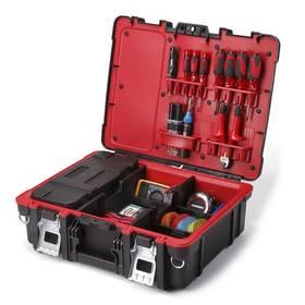Keter Technician Box (17198036) černý/červený + Doprava zdarma