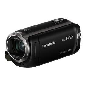 Panasonic HC-W570EP-K černá + Doprava zdarma