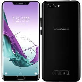 Doogee Y7 Plus (DGE000356) černý (vrácené zboží 8800320111)